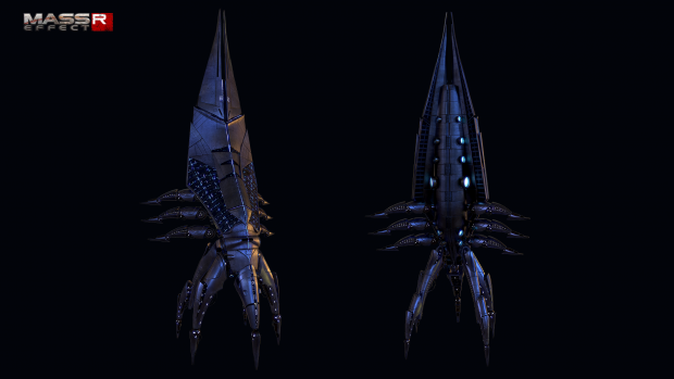 New Reaper model and texture