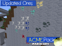 Updated Ores