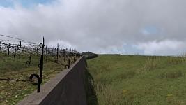 Antitank ditch - right side of K-S 14