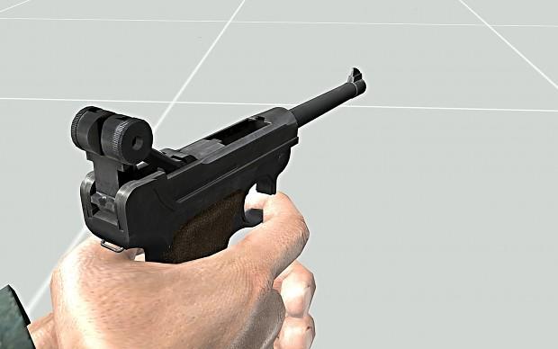 Pistol P01