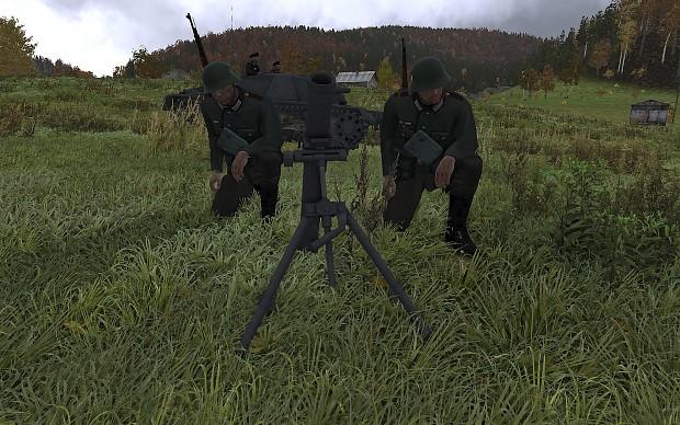 8 cm Granatwerfer 34