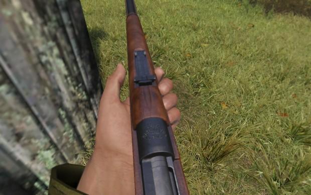 Rifle vz 98/22 (new model) image - CSA38 mod - Czechoslovak