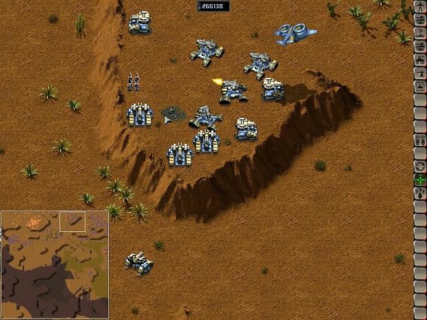 KKnD2: Carnage - screenshots