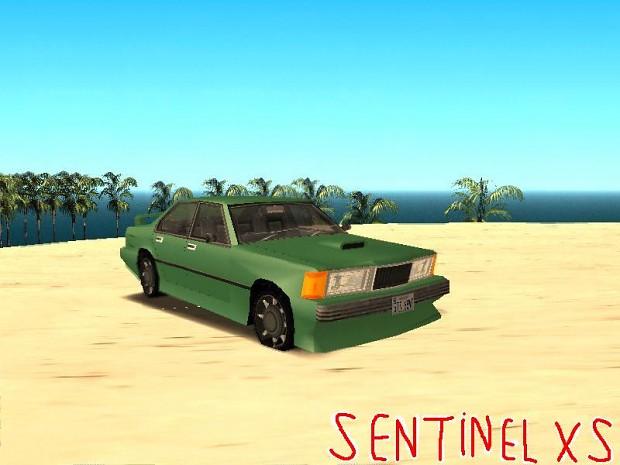 Sentinel XS