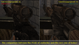 The evolution of the new FG42!
