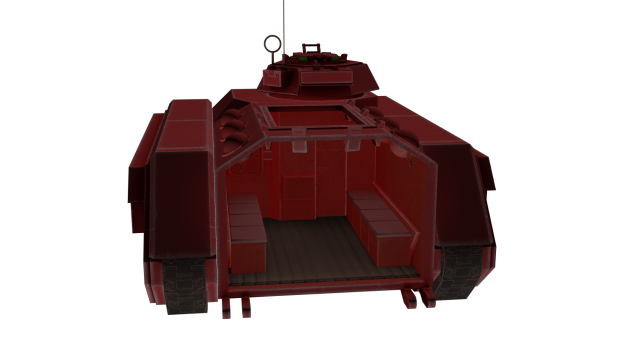 CHAOS Blood Pack Chimera image - ARMA2WH40K mod for ARMA 2