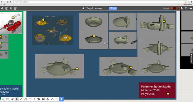 Vanig Perimeter Station - Model Development