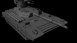 M6A42 (M41H9) U.S Army Branch Heavy Tank V1 Finalized, upgrade pending....