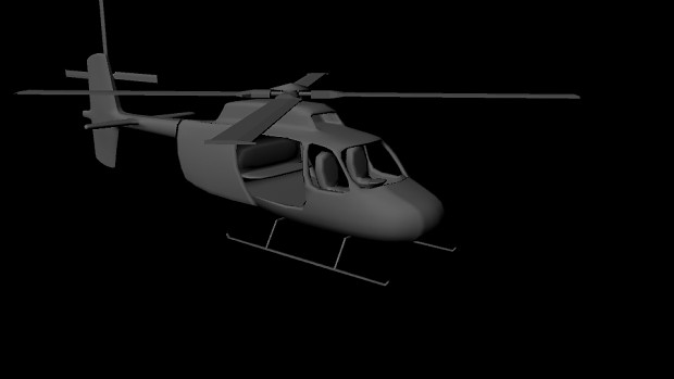 Civ news V1 Heli Poly Render Finalized