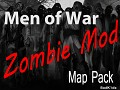Men of War Zombie Mod Map Pack (Men of War)