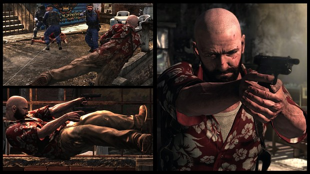 Action Image Beta Tropical Max Payne Mod For Max Payne 3 Mod Db