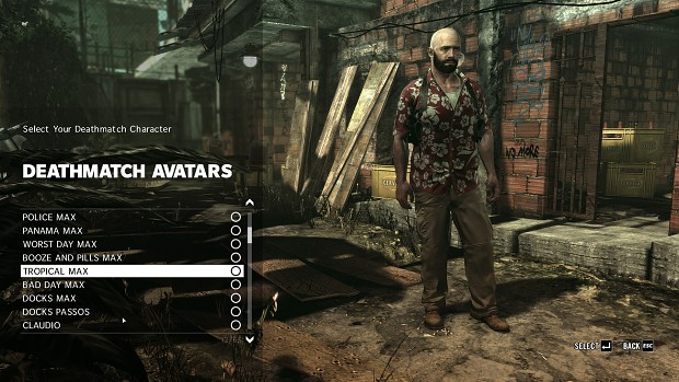 Multiplayer Image Beta Tropical Max Payne Mod For Max Payne 3