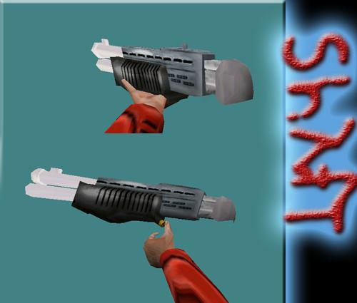 Late-Alpha Shotgun