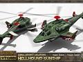 China Hellhound Gunship