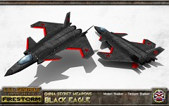 China Black Eagle