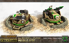 GLA Missile Site
