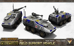 USA Field Support Vehicle