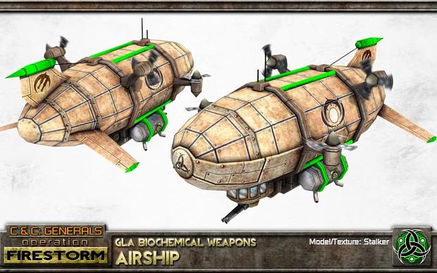 GLA Airship