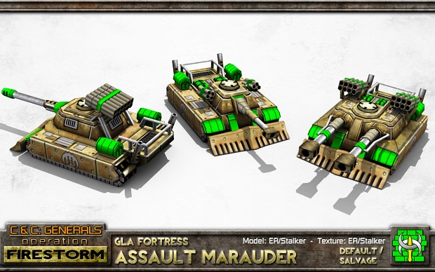 Assault Marauder