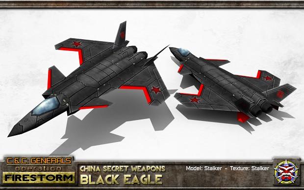 China Black Eagle