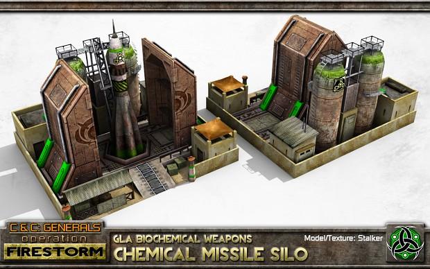 GLA Chemical Missile Silo