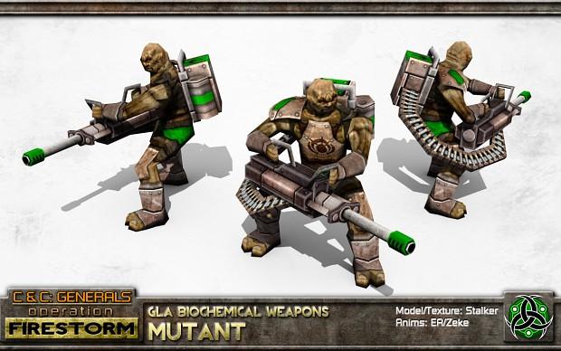 GLA Mutant