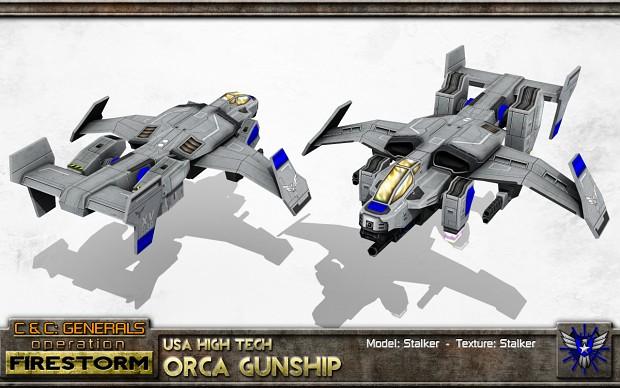 USA Orca Gunship
