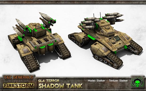 GLA Shadow Tank