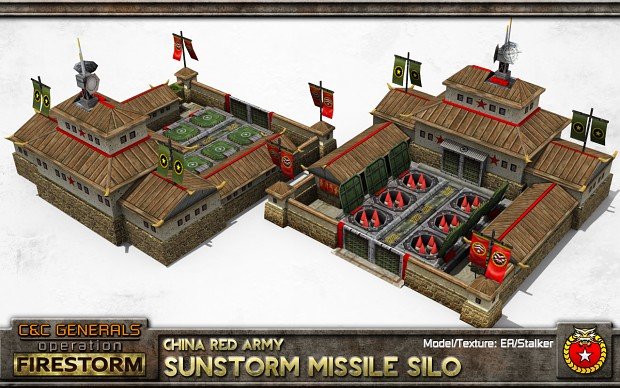 China Sunstorm Missile Silo