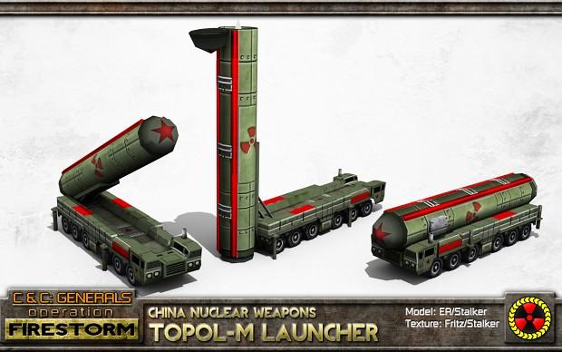 Topol-M Launcher