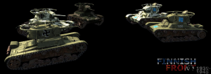 Different T-26 skins