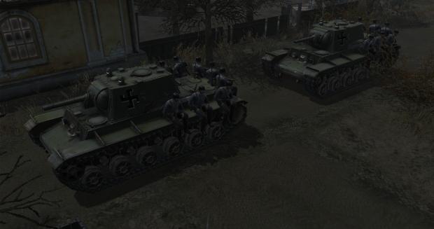 Finnish KV-1