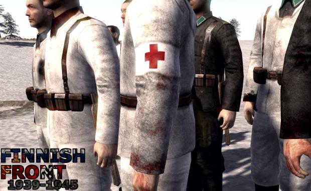 Finnish Winter (War) Uniforms