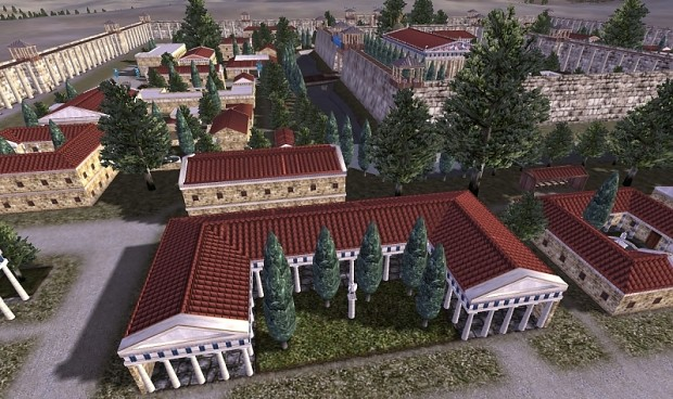 One of the new cities
