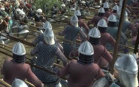 Eastern Roman Pikemen
