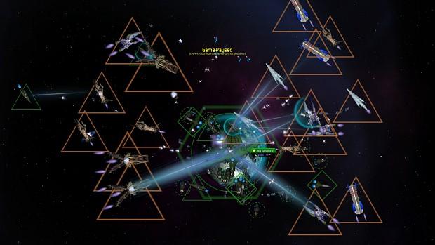 Vajra in Macross Wars Universe v.0.1.alpha