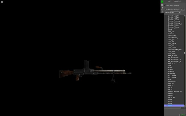 Soviet Front Mod In game models