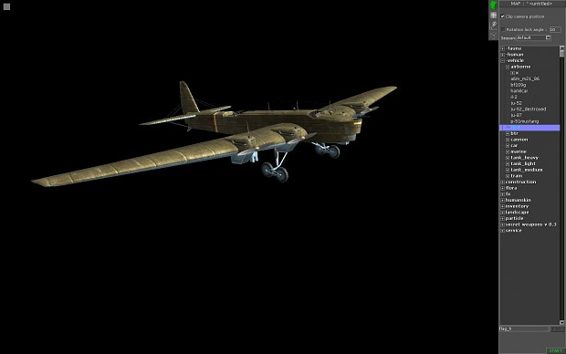 Soviet Front Mod In game models