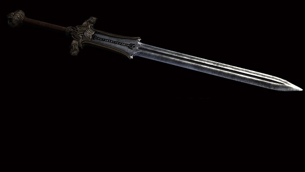 The Atlantean Sword of Conan