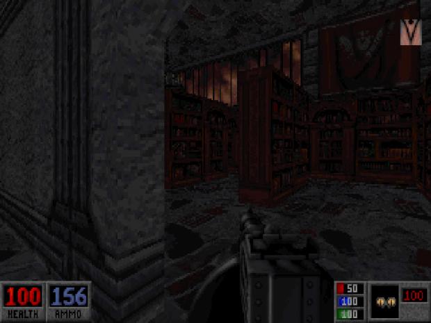 Halls of Lazarus - E5M2 image - Legends of Iconoclast ...