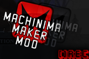 Machinima Maker MOD Logo