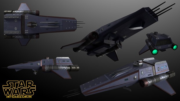 Prowler Class Reconnaissance Vessel