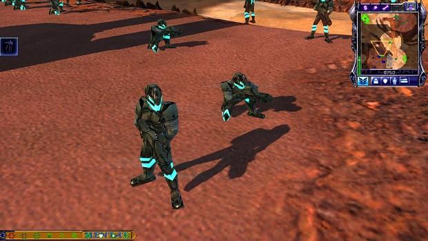 ORDOS-Light Infantry-game