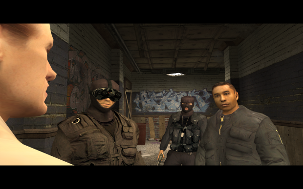 Vlad and Spec Ops image Max Payne 2 Reverse Mod for Max