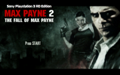 Max Payne 2: PS3 Edition Screenshots
