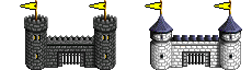 New Garrisons: Knight, Wizard