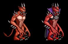New Creature: Devil (Pre-Final)