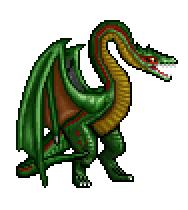 New Creature: Wyvern