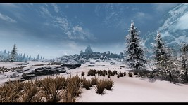 Whiterun - Winter
