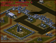 Soviet mission 1: Resurrection - Preview 2